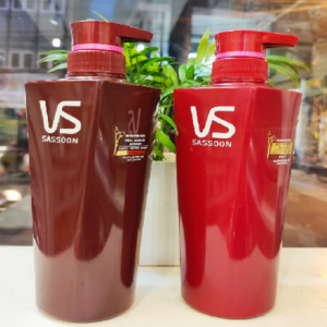 dầu gội vs vidal sassoon 500ml