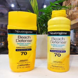kem chống nắng neutrogena spf 70