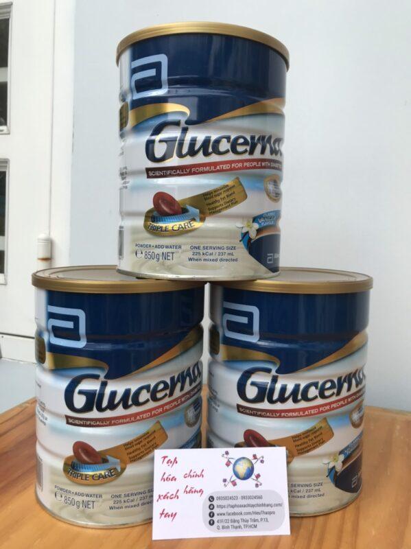 Review sữa Glucerna của ÚC có tốt không