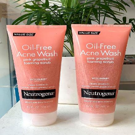 oil free acne